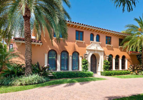 121 Palm Bay Terrace Palm Beach $18.5M