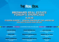 The Real Deal Broward Real Estate Forum & Showcase