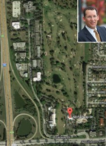 Deerfield Country Club and Malcolm Butters of Butters Construction and Development