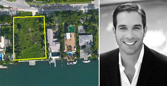 1260 South Venetian Way in Miami Beach and Julian Johnston of Calibre International Realty