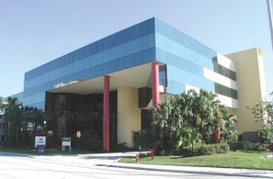 The office building at 1600 Southeast 17th Street Causeway