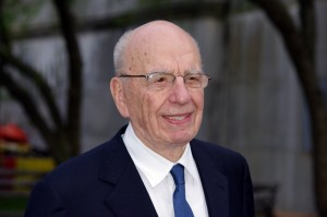 News Corp. Chairman and CEO Rupert Murdoch