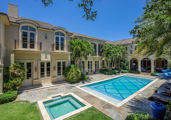12314 Plantation Lane Palm Beach $9.9M