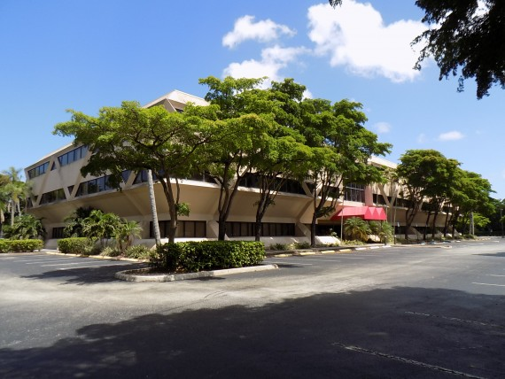 The offices at 2200 West Commercial Boulevard in Fort Lauderdale