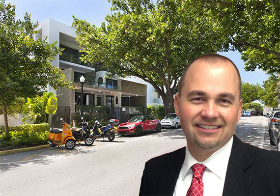 350 Meridian Avenue in Miami Beach and Peter Zalewski