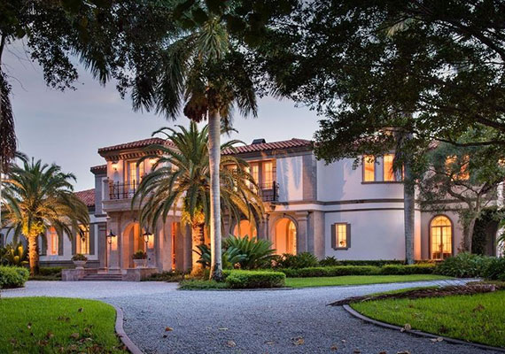 6021 Le Lac Road Palm Beach $19.95M