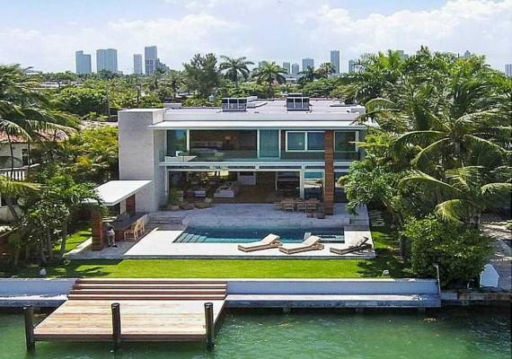 708 West Dilido Drive Miami-Dade $13.8M
