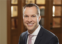 Justin Knight, president and CEO of Apple Hospitality REIT