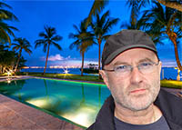 North Bay Road and Phil Collins