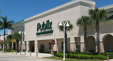 Publix at Polo Grounds Mall in West Palm Beach