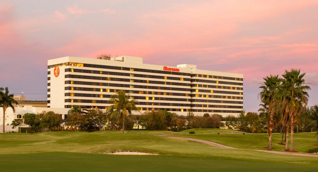 Sheraton Miami Airport Hotel and Executive Center