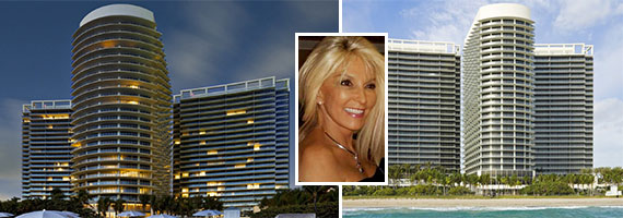 The St. Regis Bal Harbour and Edie Laquer