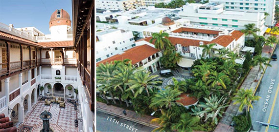 Versace Miami Beach House The Best Beaches In World