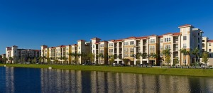The Modera Pembroke Pines apartment complex