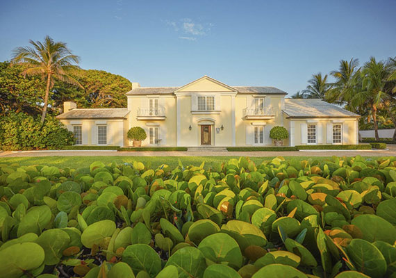 1820 South Ocean Boulevard Palm Beach $8M