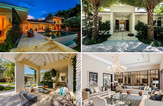 185 Los Pinos Court in Coral Gables