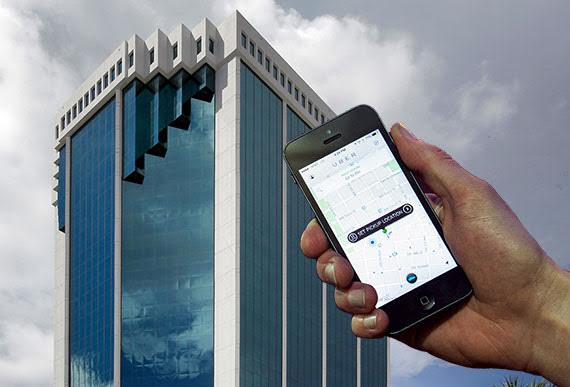 Brickell City Tower and Uber
