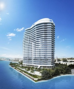 Rendering of the Bristol Palm Beach
