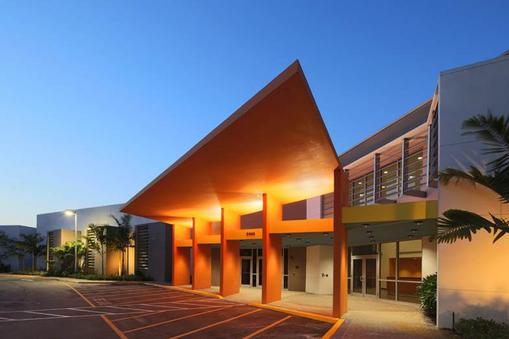 Childrens Ability Center designed by Singer Architects