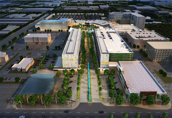 Rendering of CityPlace Doral