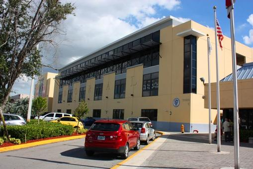 Doral Academy Classroom designed by CIVICA Architecture