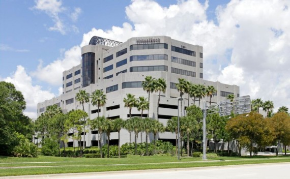 The Financial Center at the Gardens in West Palm Beach, valued at more than $60 million