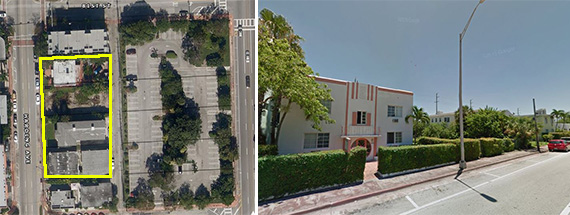 Harding Avenue assemblage and 8035 Harding Avenue