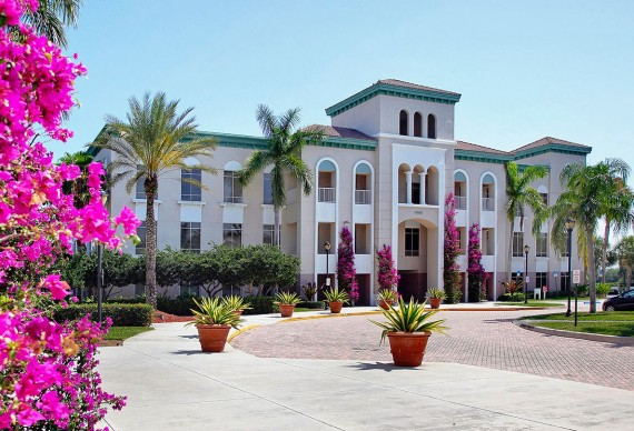 The Heron Bay Corporate Center in Coral Springs