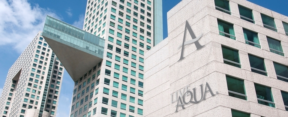 Live Aqua Hotel in Mexico City