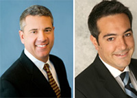 Christian Lee and Jose Lobon, CBRE