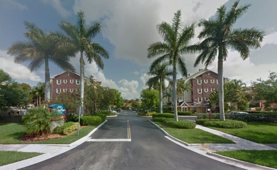 The TownePlace Suites in Doral