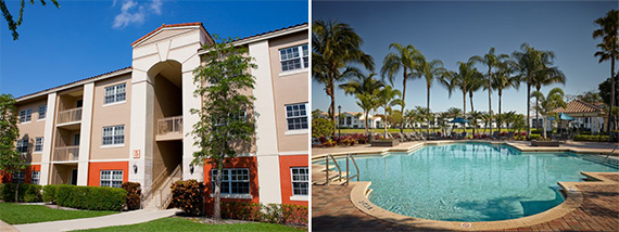 Windsor Pines in Pembroke Pines, and Doral West in Miami