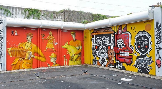 The Wynwood Doors