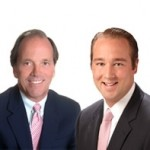 Randy Ely and Nicholas Malinosky of the Corcoran Group