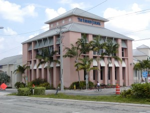 The offices at 1000 East Hillsboro Boulevard in Deerfield Beach