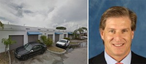 The self storage facility at 812 Northwest 1st Street in Fort Lauderdale and Jay Massirman, principal of Miami City Self Storage, which purchased the property