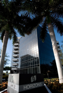 Horizons Office Building in West Palm Beach