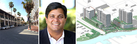 The Las Olas Riverfront, Dev Motwani and a conceptualization of what could be built on the property