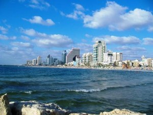 Tel Aviv property prices are up 84% since 2008.