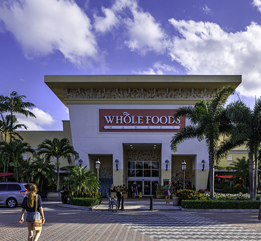University Commons in Boca Raton sold for $80 million in September.