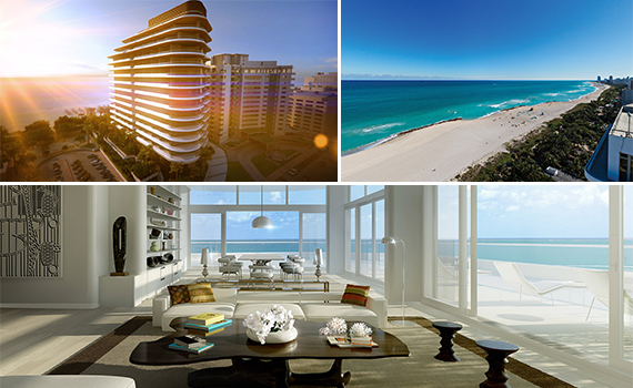 Renderings of Faena House