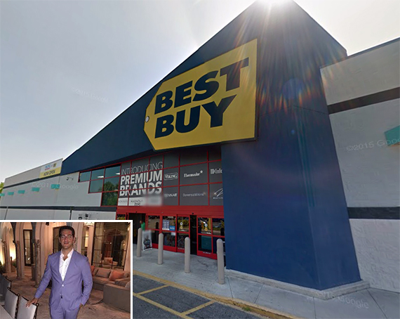 Best Buy and Chaim Cahane