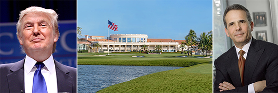 Donald Trump, Trump National Doral and Eric Danziger