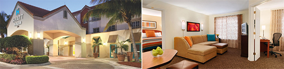 Hyatt House Miami Airport hotel