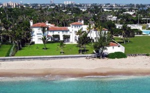 The Louwana estate in Palm Beach (Credit: RobertStevens.com)