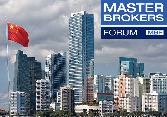 Miami_Skyline-ChinaFlag and master brokers