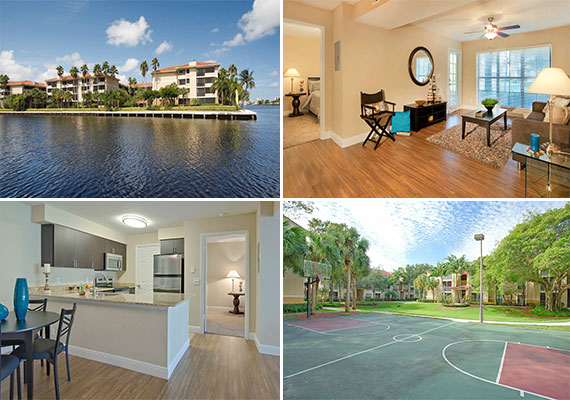 1 bedroom apartments in fort lauderdale fl