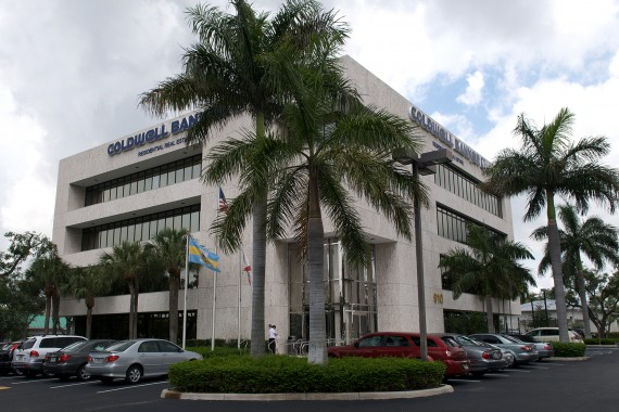 The office building at 910 Southeast 17th Street in Fort Lauderdale