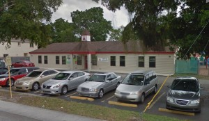 The KinderCare at 7460 Kimberly Boulevard in North Lauderdale