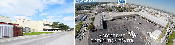 Airport East Distribution Center